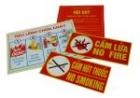 Nội quy tiêu lệnh chữa cháy