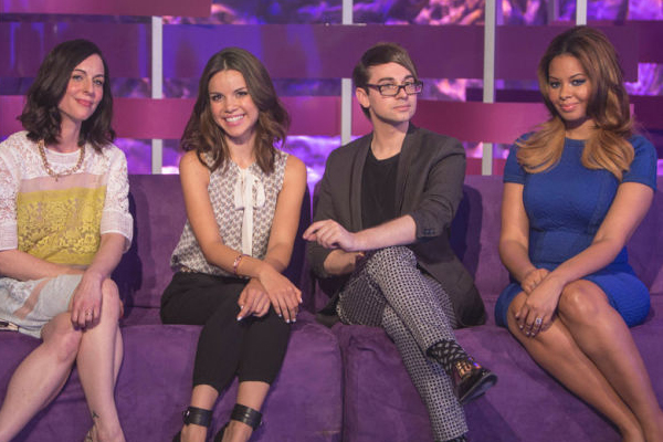 Christian Siriano Tells Us What Judging the Teen Version of 'Project Runway' Is Like